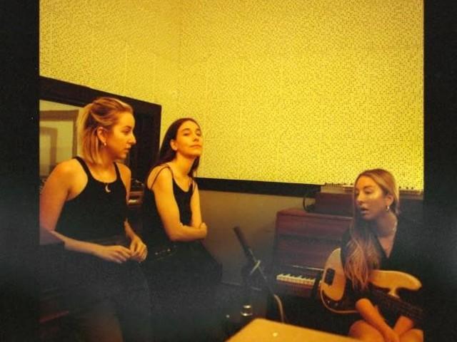 Haim celebrate their 'bond as sisters' on new track Hallelujah