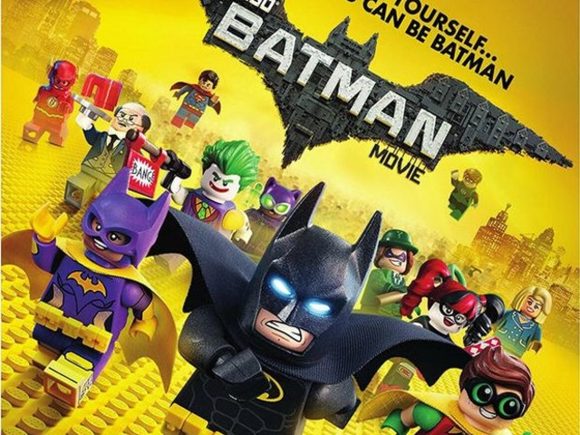'The Lego Batman Movie,' now on DVD and Blu-ray (review)