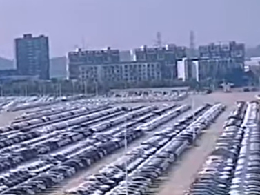 Where China's Unsold Cars Go To Die