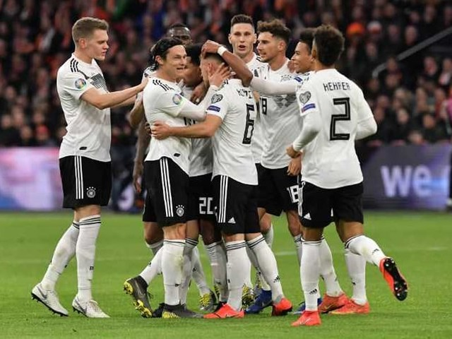 New-Look Germany Edge Dutch In Euro Thriller As Croatia Stumble