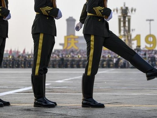 "China's Military Seeks Bigger Budget Amid ""Growing Threat Of US Conflict"""
