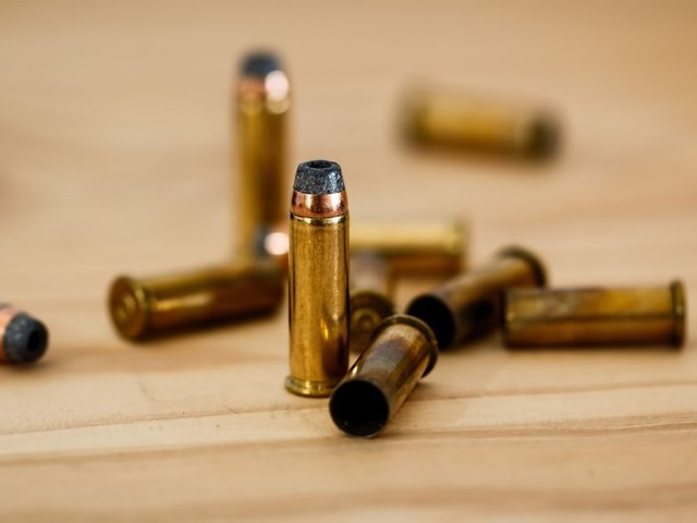 Underwater Bullets