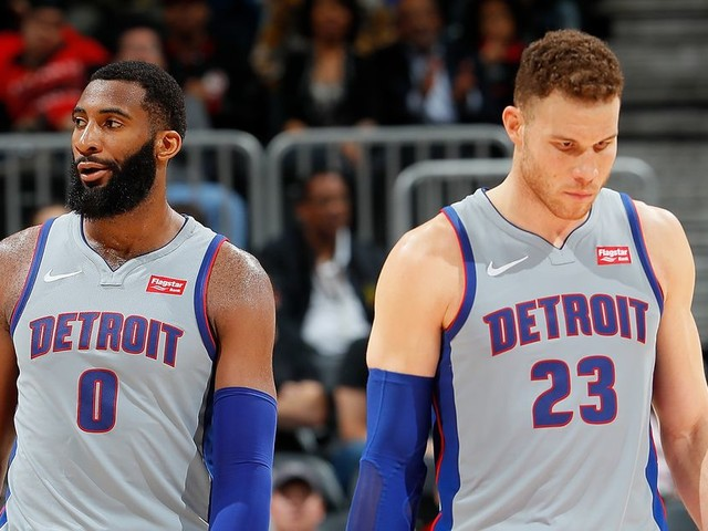 How can the Detroit Pistons give Blake Griffin more help? It won't be easy