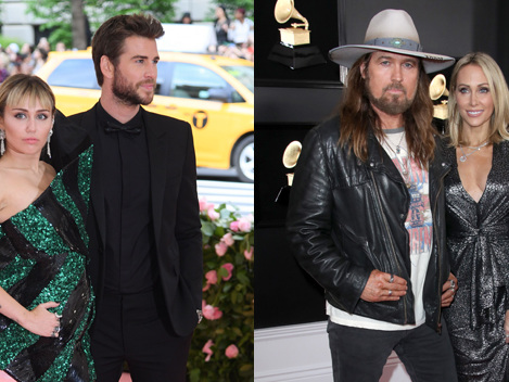 Miley Cyrus' Family: How They Really Feel About Liam Hemsworth & Their Split