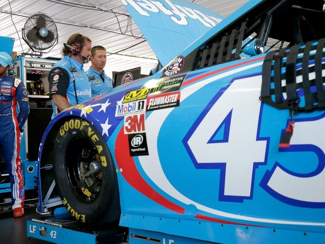 NASCAR mailbag: Will Richard Petty Motorsports close down due to lack of sponsorship?