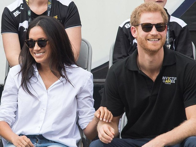 Prince Harry and Meghan Markle's relationship timeline