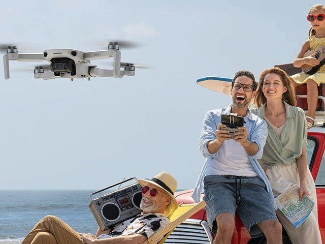 Amazon deal drops this hot new Full HD camera drone to just $39.99