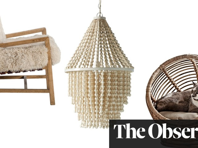 Back to basics: furniture in natural materials