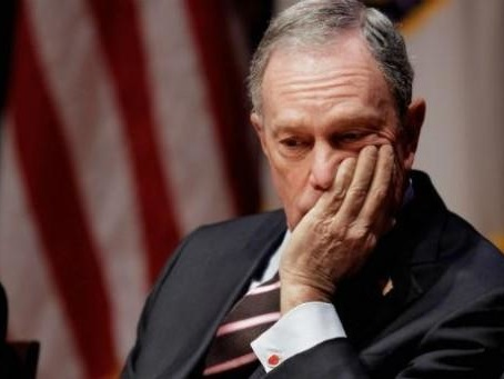 "Bloomberg Out: Will Not Run For President In 2020 Amid ""Crowded Field"""