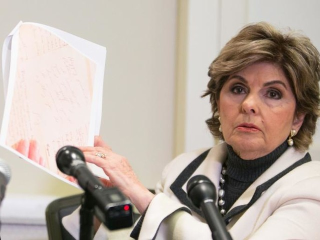Gloria Allred Says This Analysis Proves Roy Moore Wrote That Yearbook Inscription