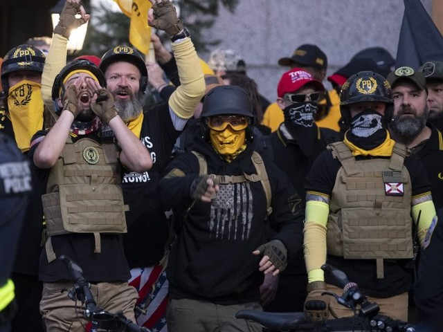 Proud Boys leader Henry 'Enrique' Tarrio accused of violating release terms