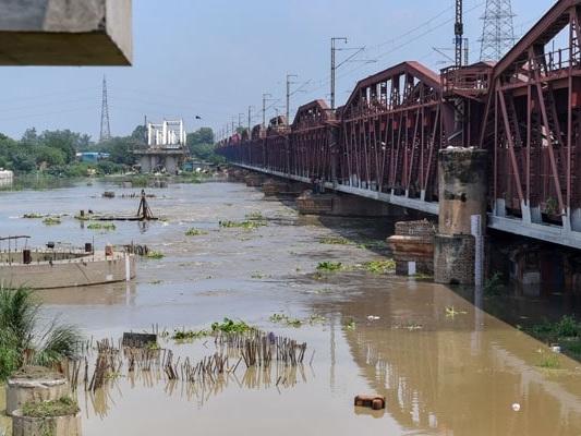 Delhi Out Of Flood Danger, Yamuna Water Level Recedes Below Danger Mark