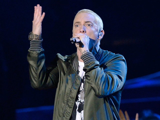 Eminem's publisher sues Spotify, claiming massive copyright infringement