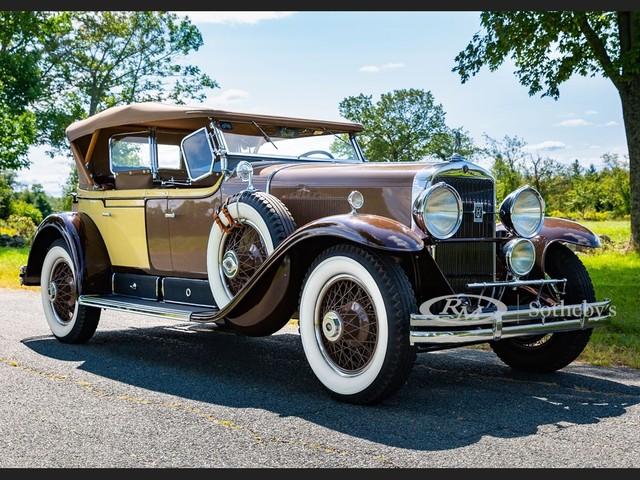 1929 Cadillac 341