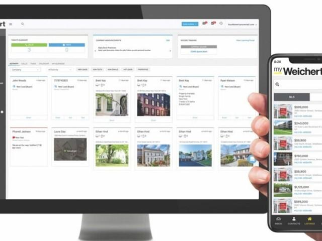 MyWeichert to empower 13K agents in lead gen, sales and marketing