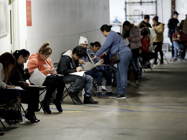 One-third of unemployment benefits have yet to reach Americans