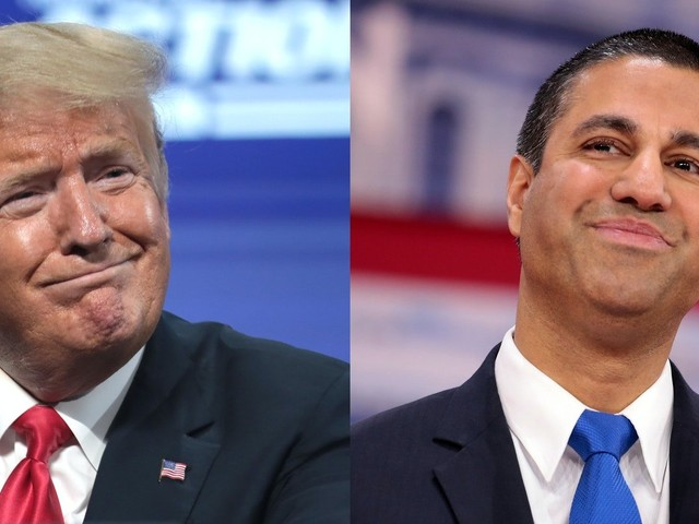 One opinion Ajit Pai is ignoring on Trump's social media order? His own