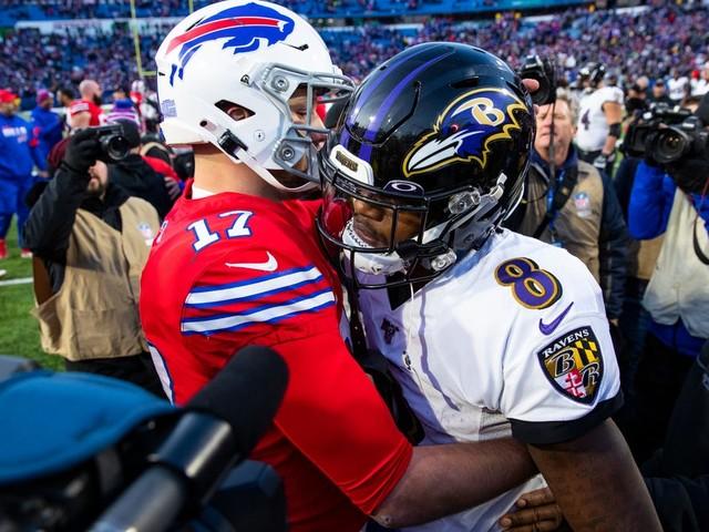 Josh Allen of the Bills and Lamar Jackson of the Ravens at forefront of NFL quarterback revolution