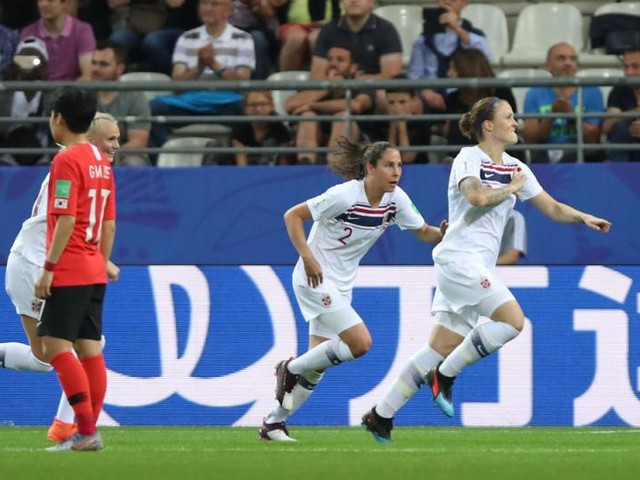 Women's World Cup: Germany routs South Africa, France beats Nigeria