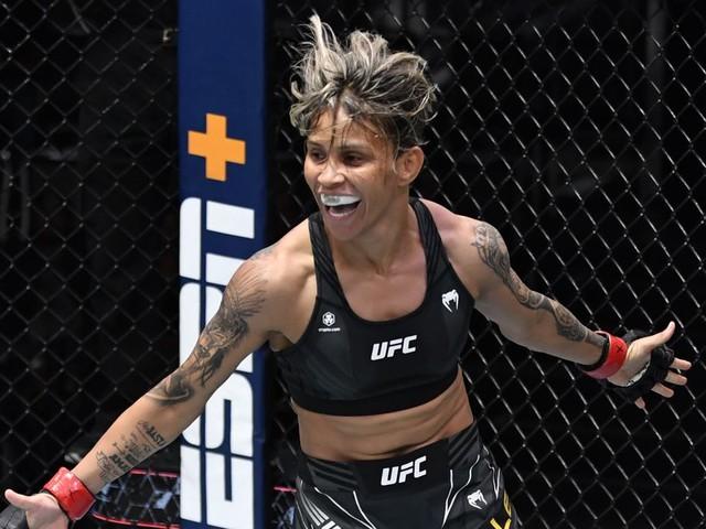Amanda Lemos reveals who she wants to fight next