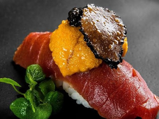 Bites: At Hidden Fish in San Diego, the Dance of the Omakase