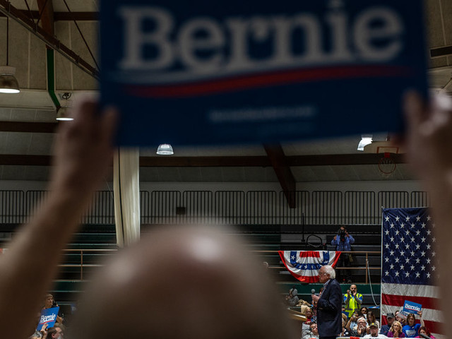 Amid Bernie Sanders's 'Resurgence,' a Progressive Coalition Endorses Him