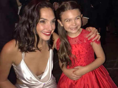 Gal Gadot Makes 7-Year-Old Actress Brooklynn Prince's Dream Come True