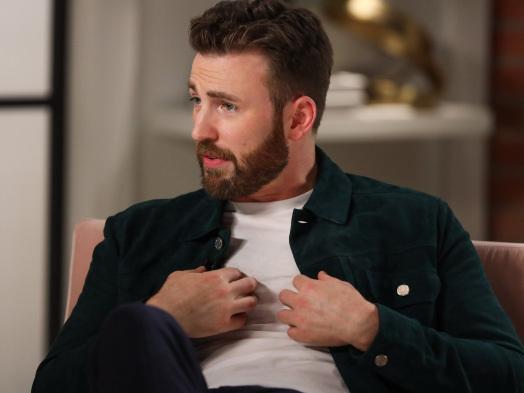 Chris Evans Tells Scarlett Johansson If He'll Ever Return to Play Captain America
