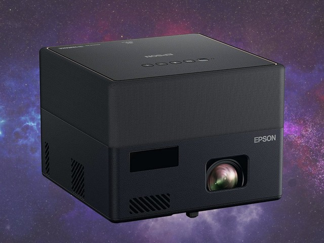 Epson Epiqvision Mini turns your streaming sesh into a cinematic experience