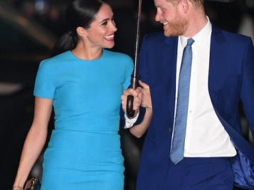 UNBOTHERED & FABULOUS: Meghan & Harry Step Out Together For The First Time In London After Relocating To Canada, And Brits Are BIG MAD They Didn't Bring Archie