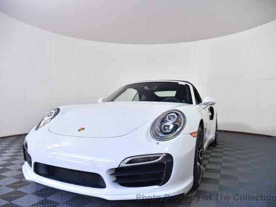 2016 Porsche 911--Turbo--S--Cabriolet