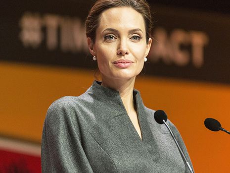 Angelina Jolie Fights For 'Racial Equality & Social Justice' With $200K Donation To NAACP Legal Defense Fund