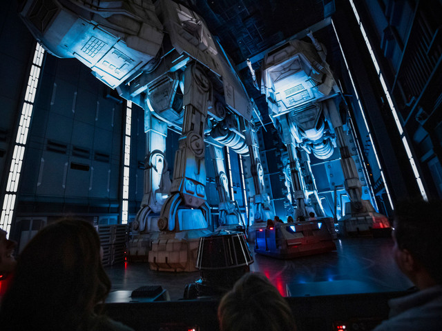 How to snag a spot in the Disneyland virtual queue for Rise of the Resistance at Star Wars: Galaxy's Edge