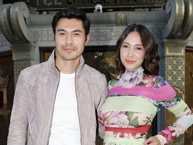 Henry Golding and Liv Lo Stun During Their First Joint Appearance Since Becoming Parents