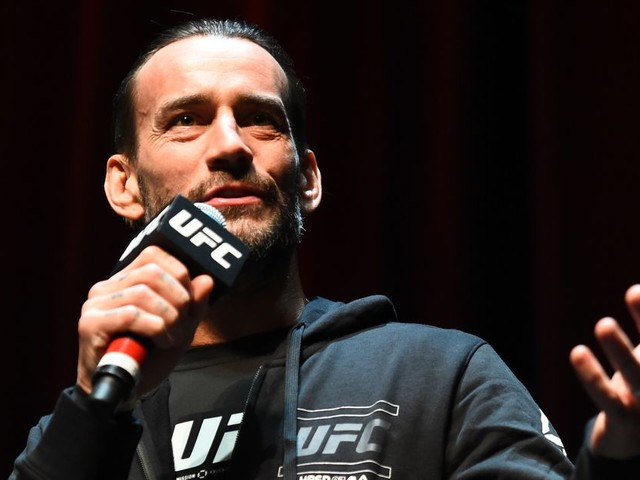 CM Punk not interested in MMA fight with YouTube star Logan Paul
