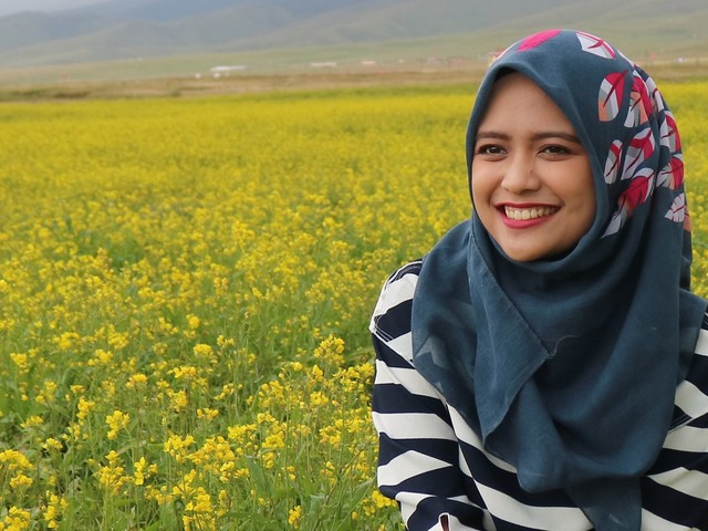 What It's Like To Travel Alone As A Muslim Woman
