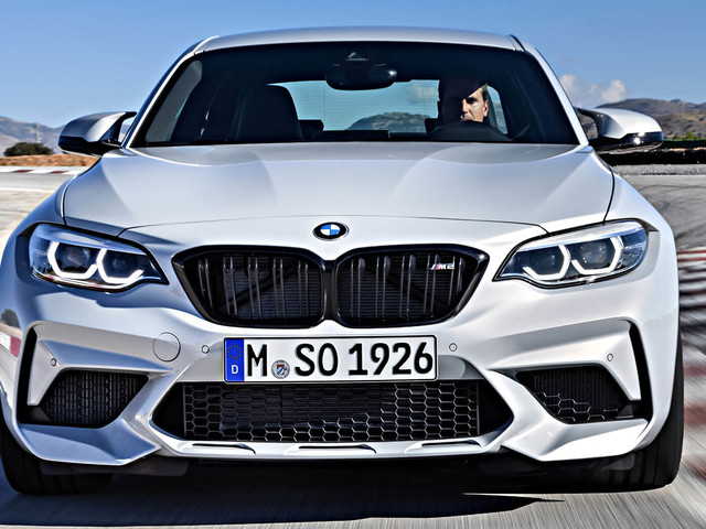 BMW M2 Competition, M4 And Others Recalled Over Potentially Faulty Airbags