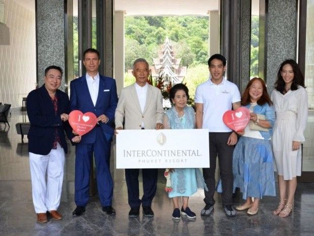 News: InterContinental Phuket Resort soft opens in Thailand with arrival of first guest