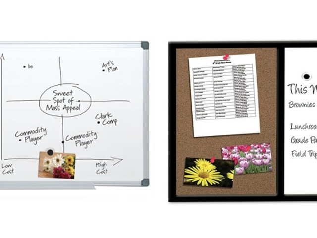 Office Depot/Max: FORAY Magnetic Dry-Erase Boards 24″ x 36″ $11-$13 (Reg. $51.49) and More!