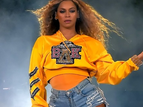 Beyoncé Reportedly Inks a $60 Million Deal With Netflix