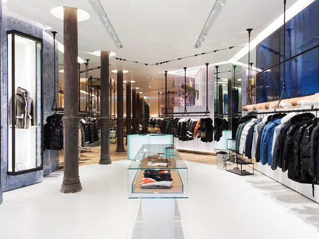 Luxury Canadian brand Moose Knuckles opens NYC flagship