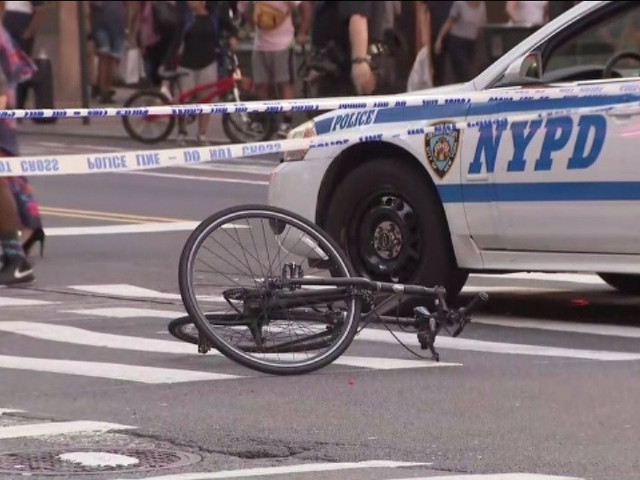 2 Cyclists Killed In Separate Traffic Accidents Around NYC, Biking Deaths Continue To Skyrocket