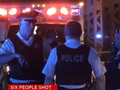 Yet Another Mass Shooting Leaves 6 Wounded