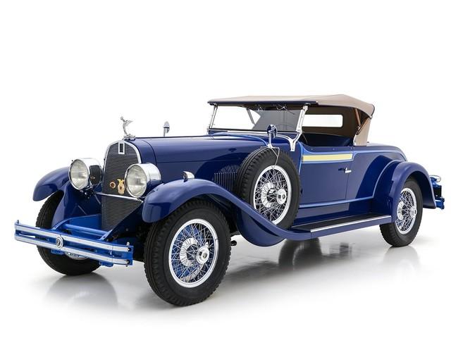 1929 duPont Model--G