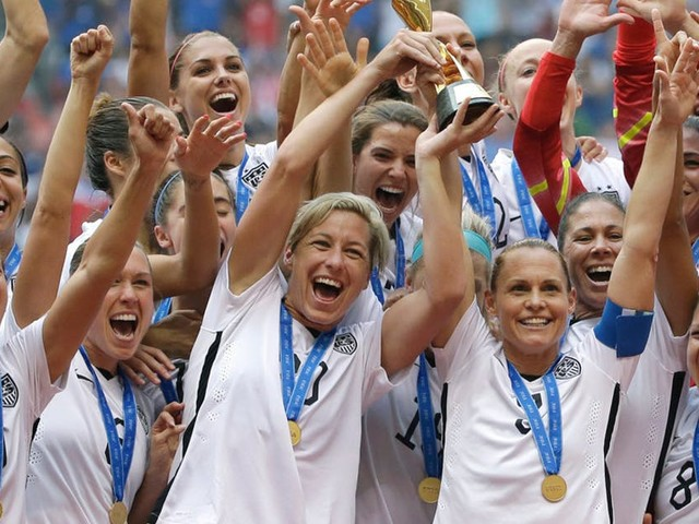 Need a winner to get behind? U.S. women's soccer team starts after another World Cup