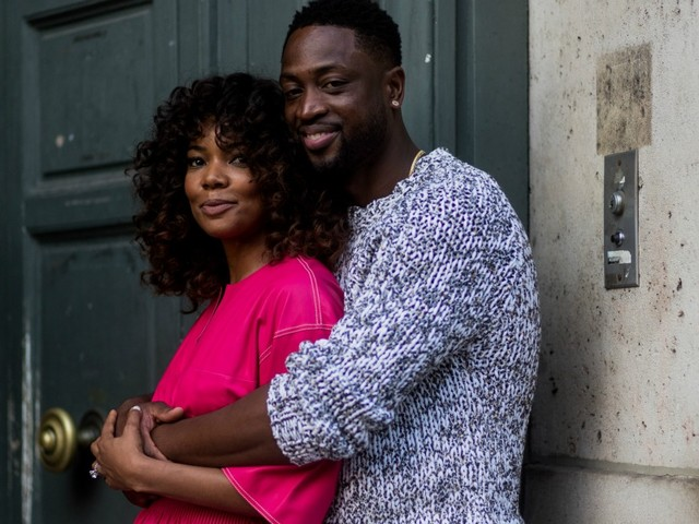 Remember Gabby And Dwyane's Fabulous Greece Vacation? It Was Actually A Couples Counseling Trip