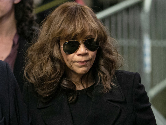 Rosie Perez Testifies in Weinstein Trial to Back Up Annabella Sciorra's Claims