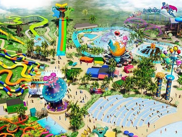 SeaWorld, Sesame Workshop announce second Sesame Place theme park in San Diego