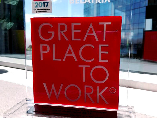 Belatrix Software Named A Great Place To Work Again