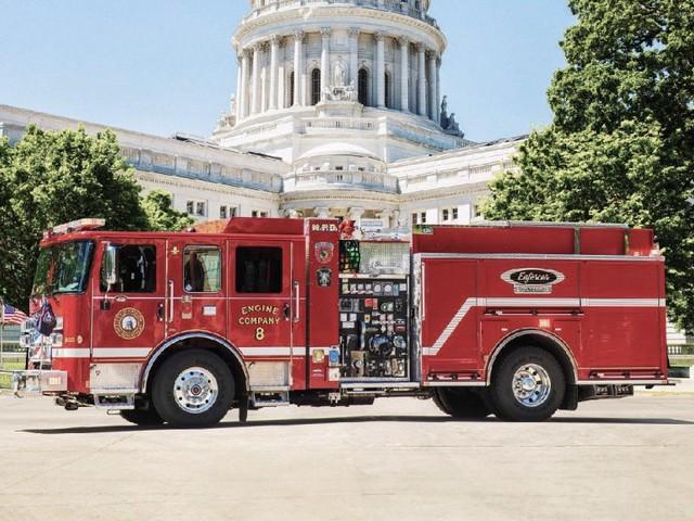 Oshkosh Corporation Unveils Volterra Platform of Electric Fire & Emergency Vehicles